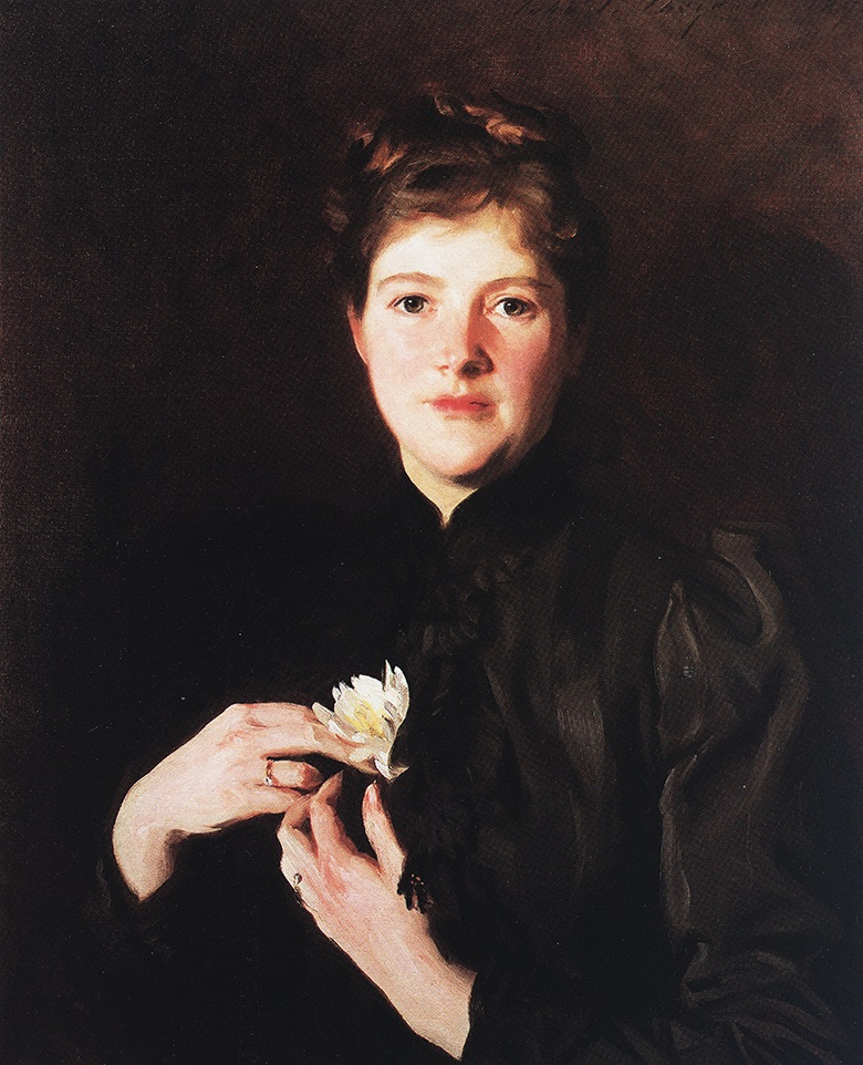 Portrait of Harriet Hemenway