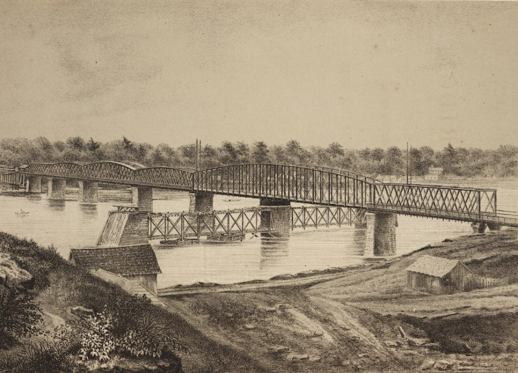 Image of the Hannibal Bridge