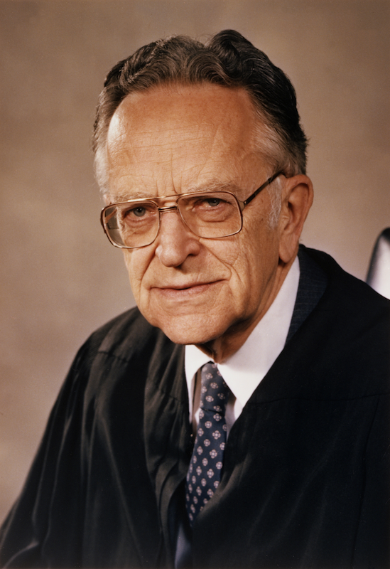 Image of Justice Harry Blackmun